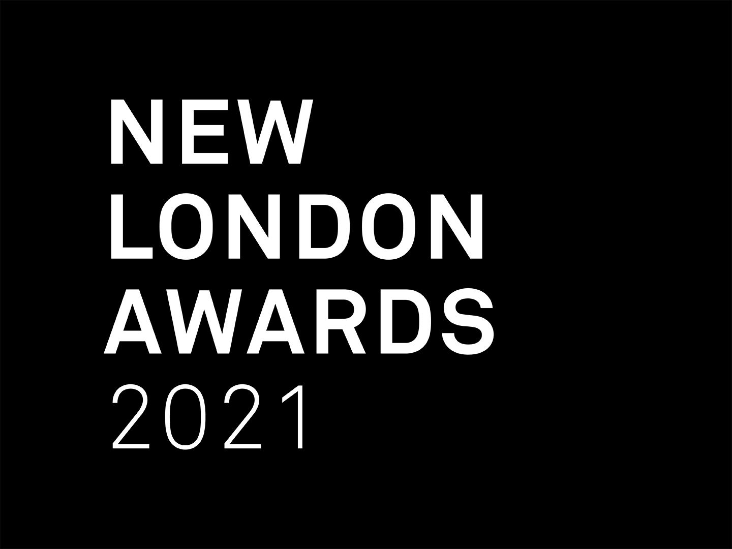 The 2021 Awards Programme