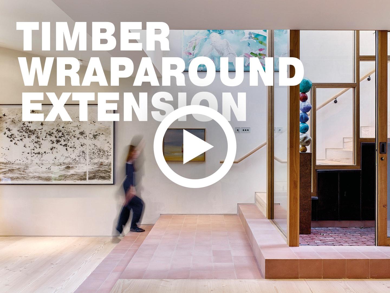 Timber Triumph: Grain House