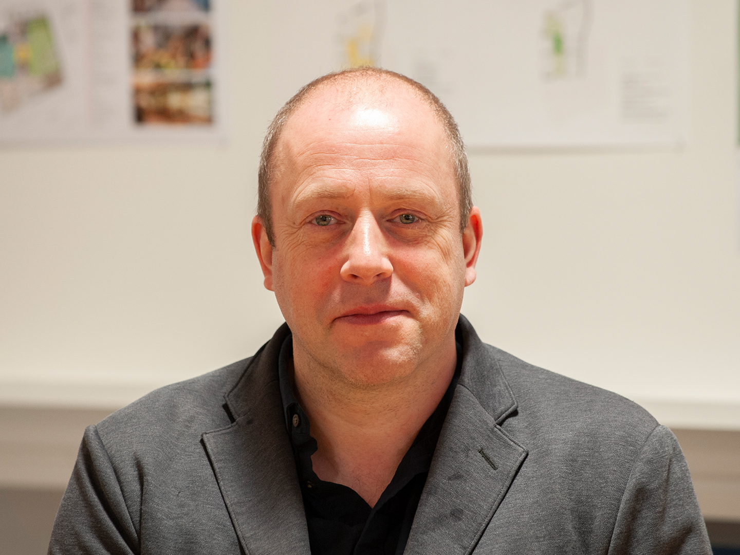 Five minutes with...Colin Bennie, director, of John McAslan + Partners'