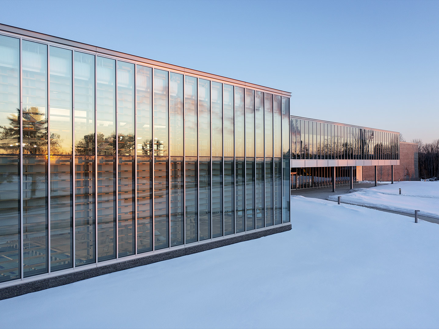 Harold Alfond Athletics & Recreation Center, Colby College