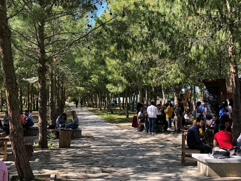 Cyprus International University Campus Masterplan