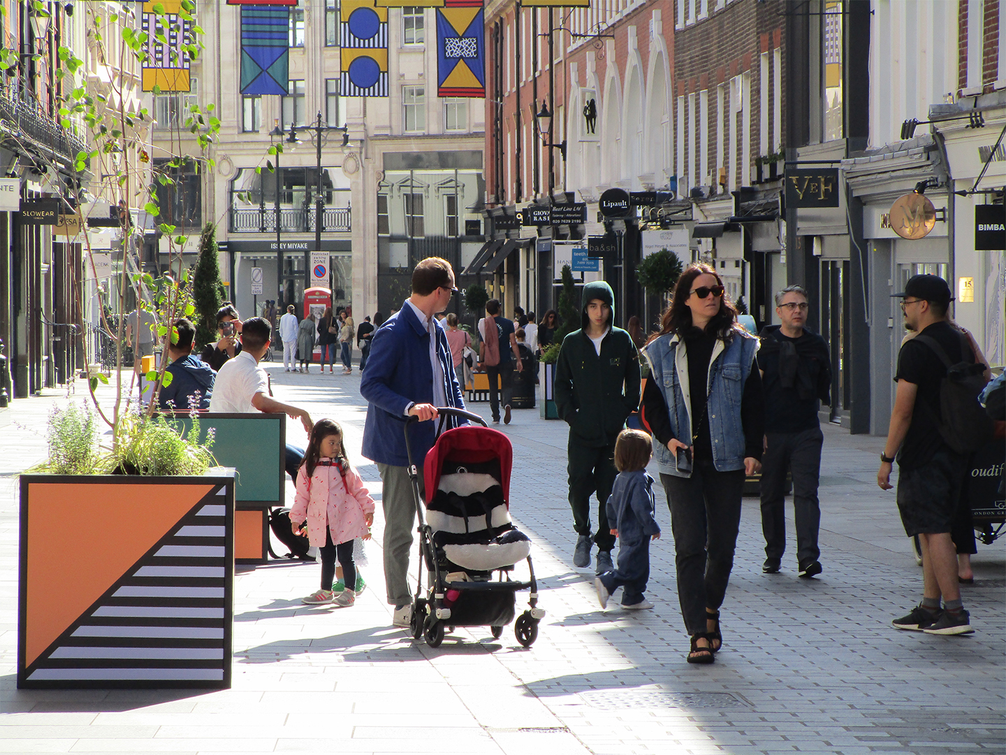 Accessible London: creating inclusive spaces