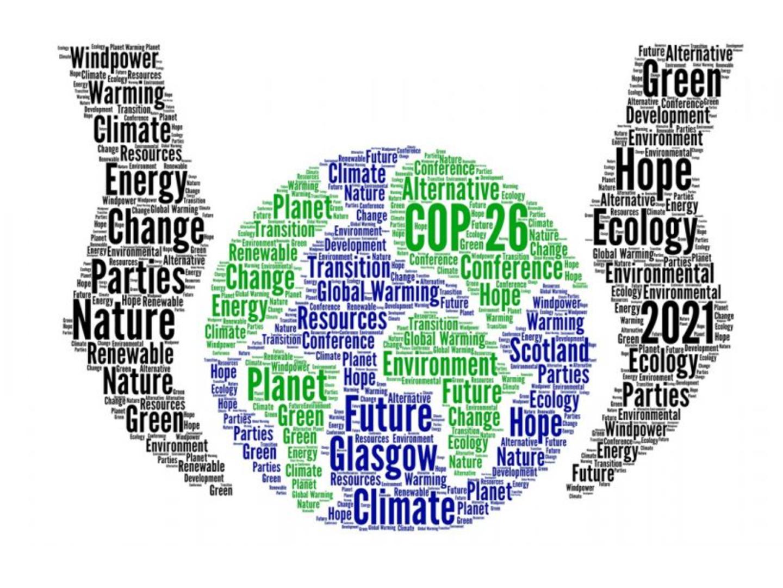NLA joins coalition to deliver Built Environment Virtual Pavilion at COP26 Climate Summit