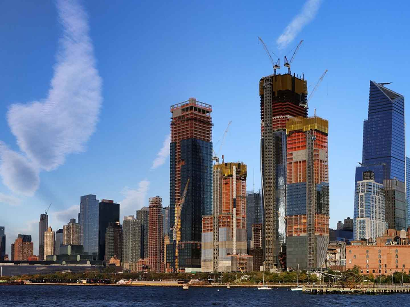 London and New York 'optimistic' on recovery