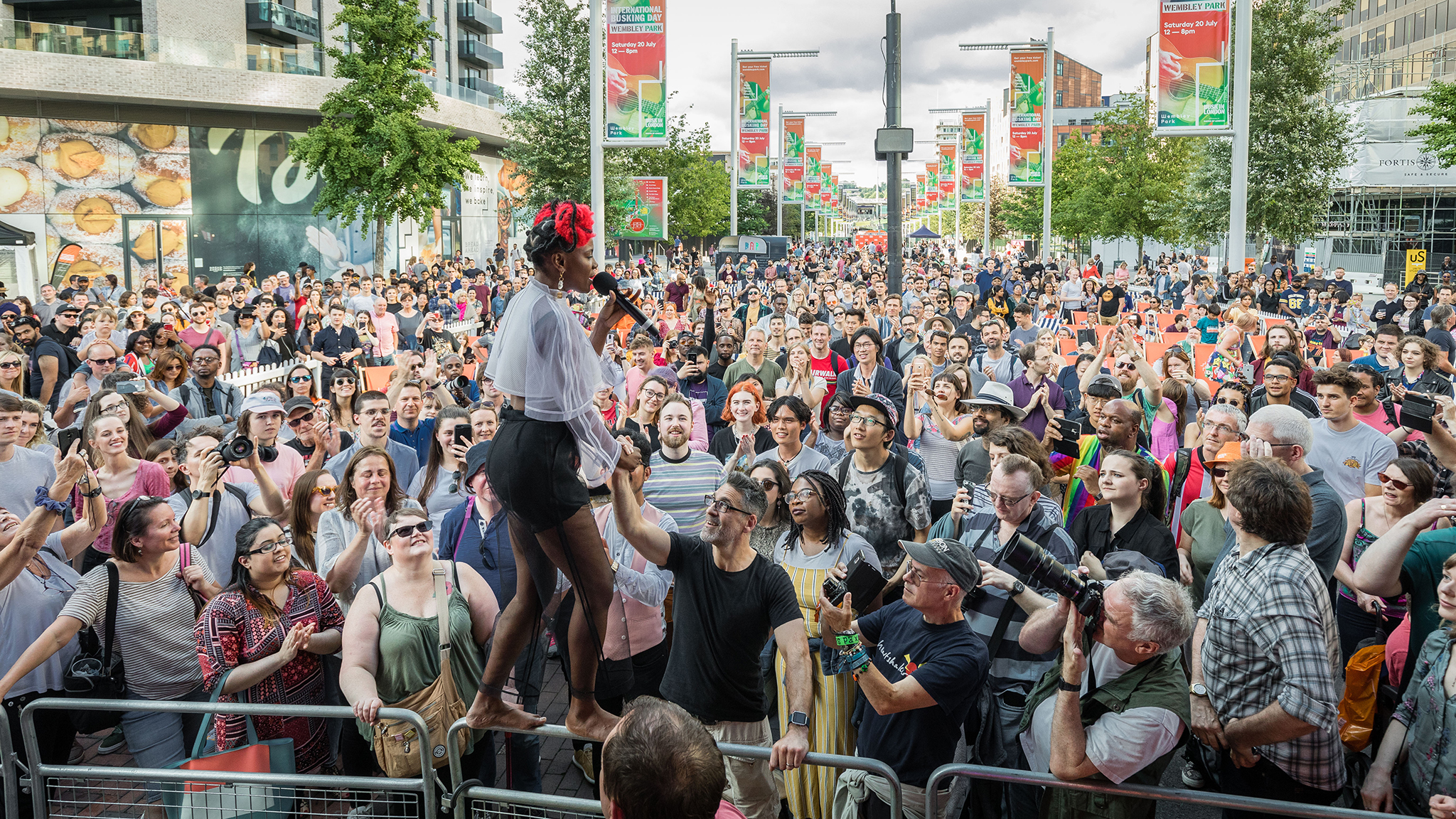 Wembley Park Cultural Placemaking Strategy Delivery