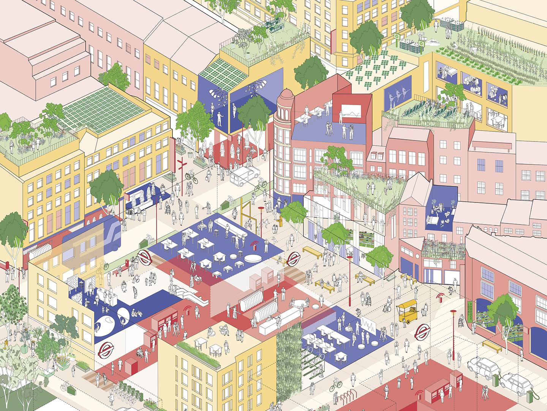 Oxford Street District Framework