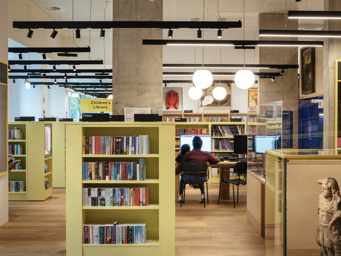 Southwark Heritage Centre & Walworth Library