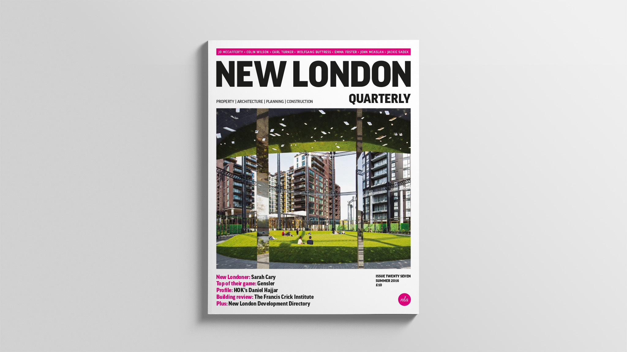 NLQ Issue 27