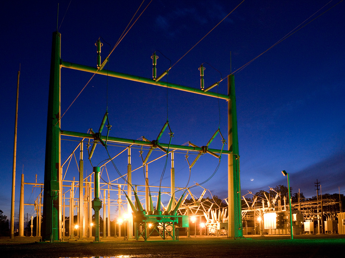 GLA powers ahead with electricity substation designs