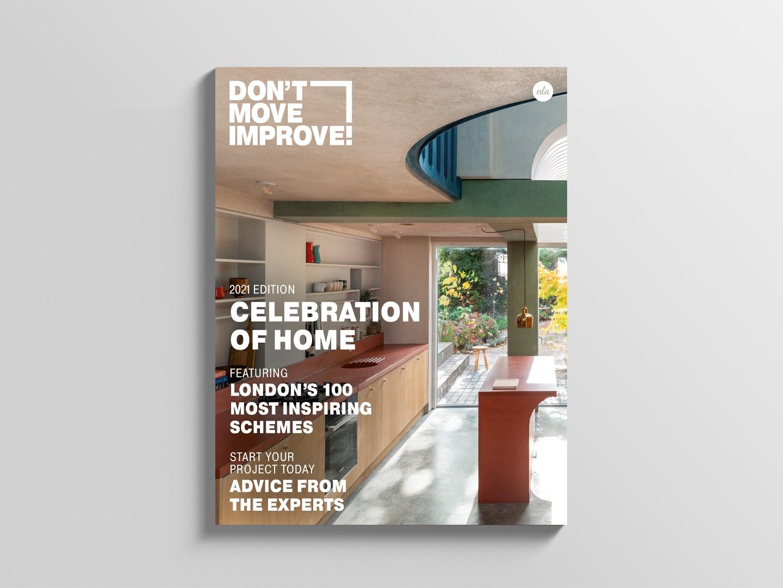 Don't Move, Improve! 2021 Magazine