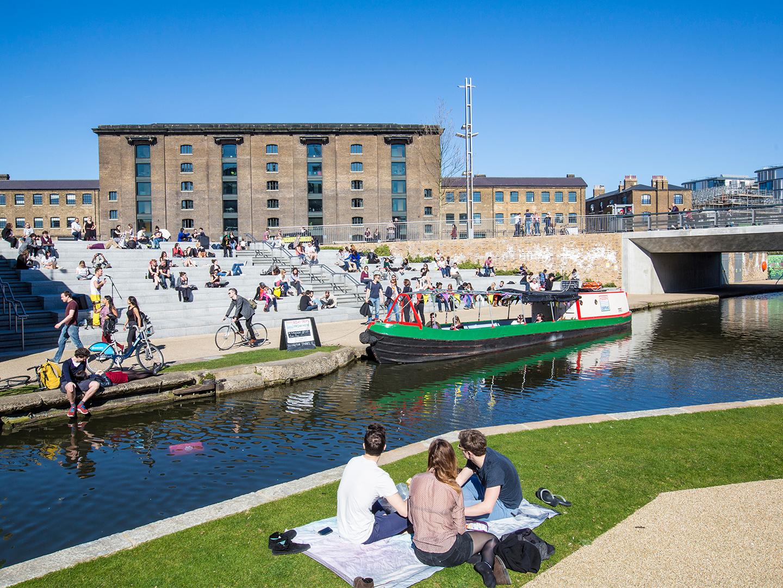 New London Architecture Walking Tour – Regent's Canal