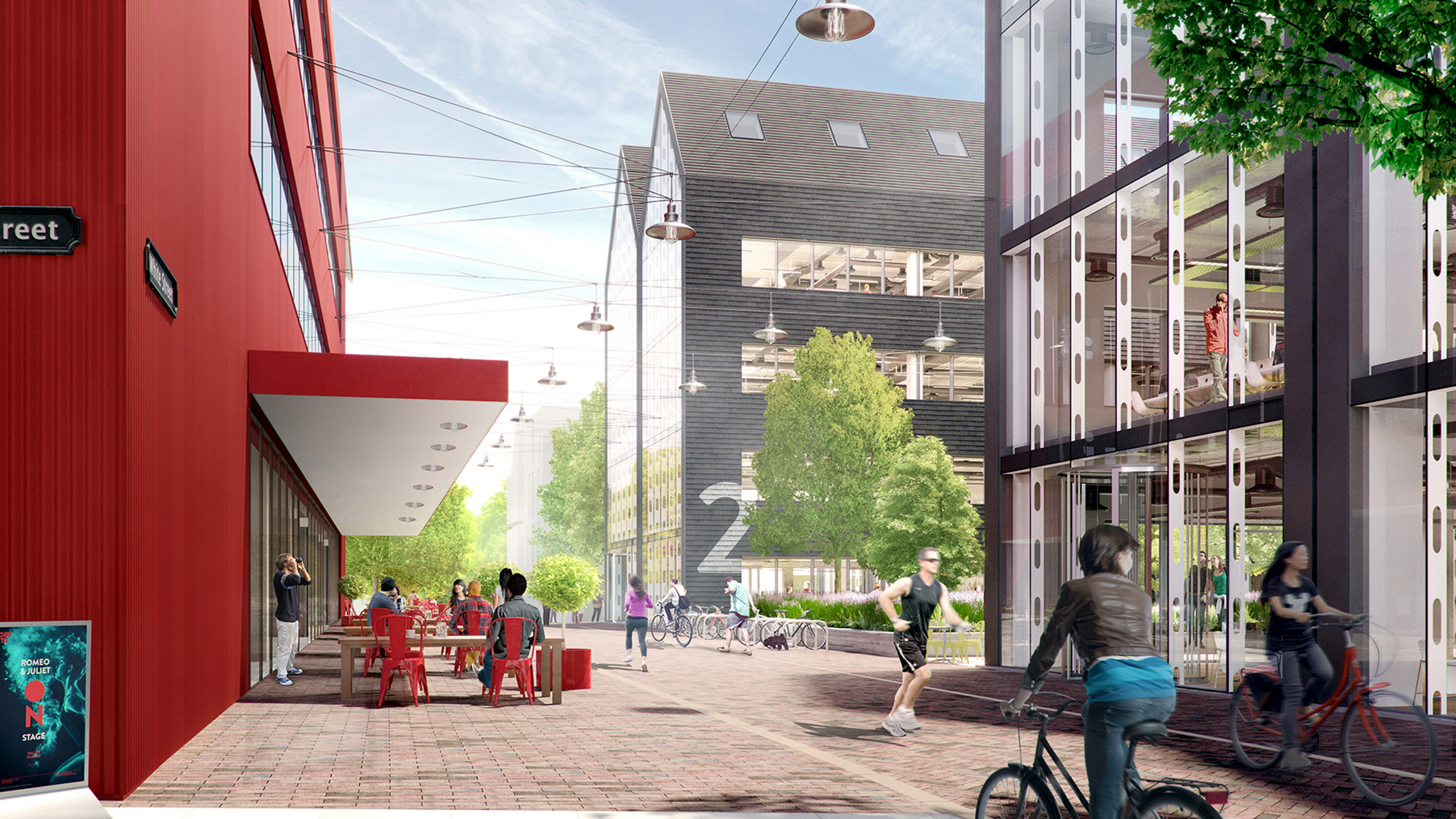 Inclusive Innovation Districts