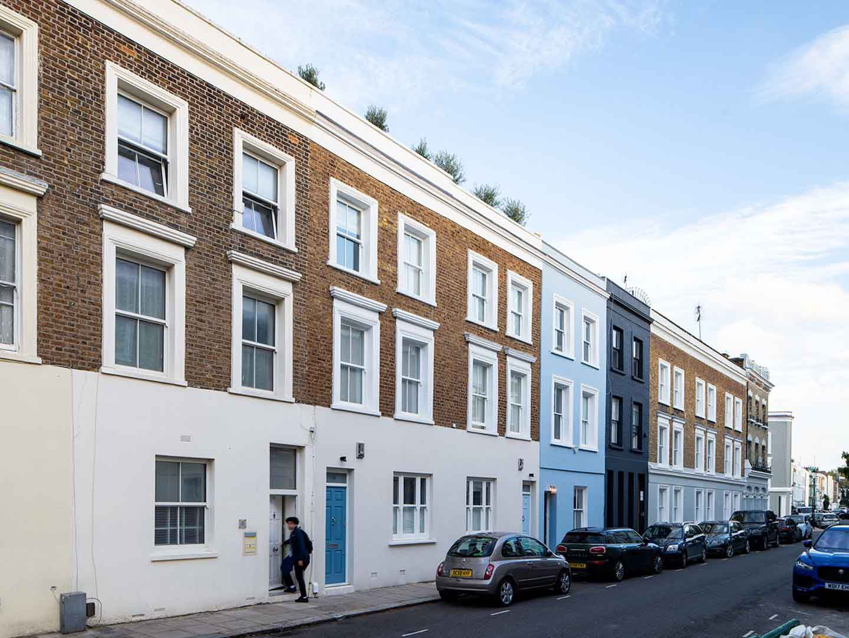 Housing retrofit - best practice for low carbon design