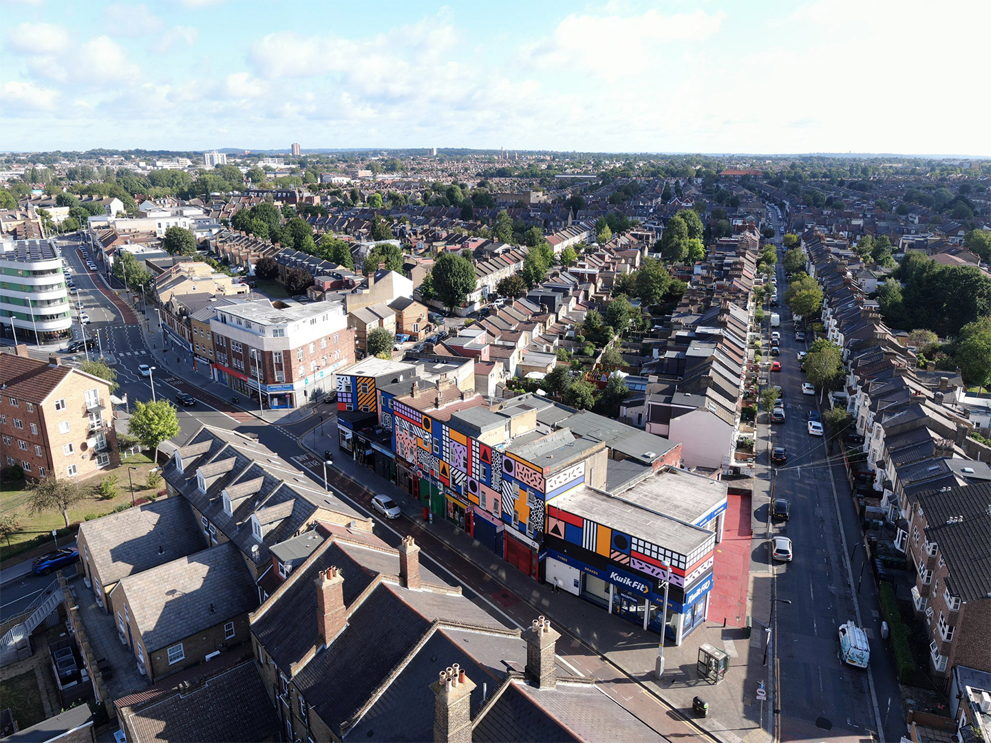 The longevity of local: Creating a diverse, mixed and resilient future for our high streets