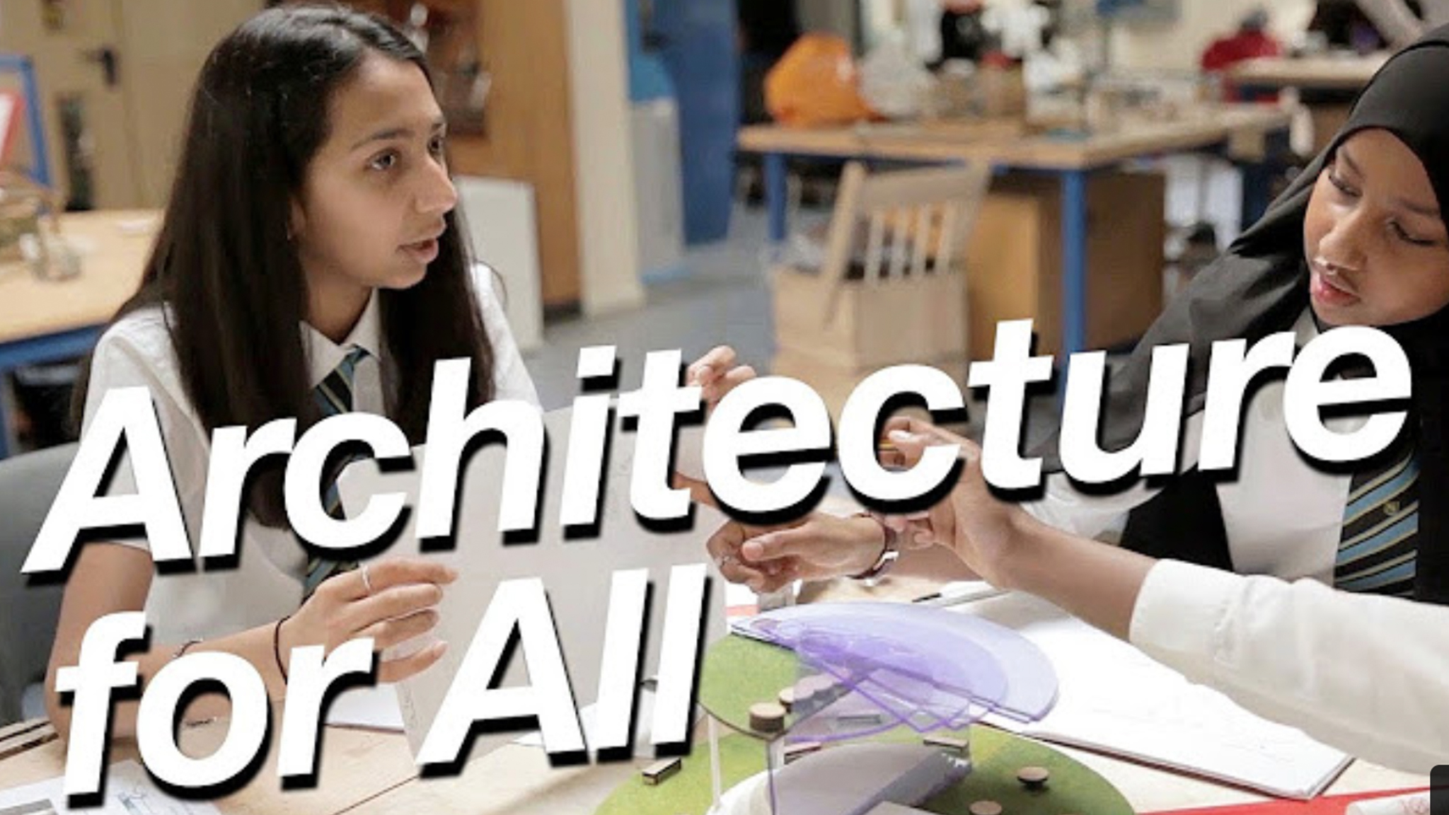 Architecture for all through education