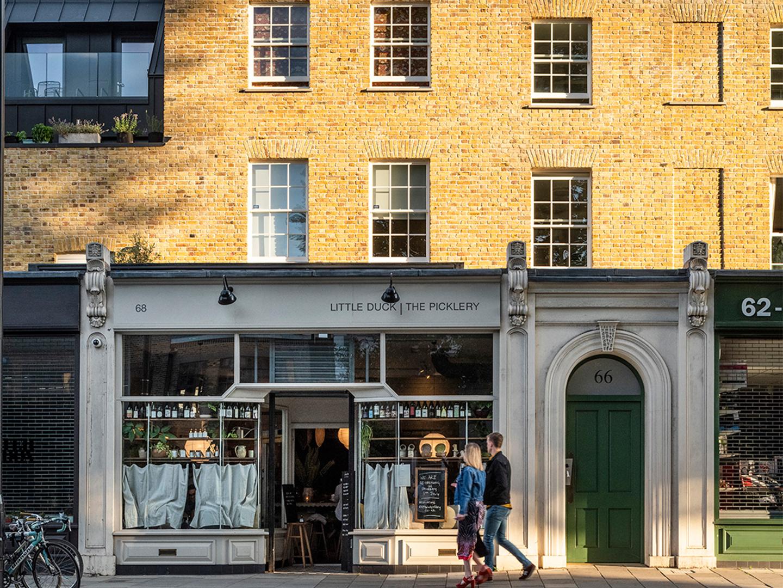 Dalston Lane Terrace