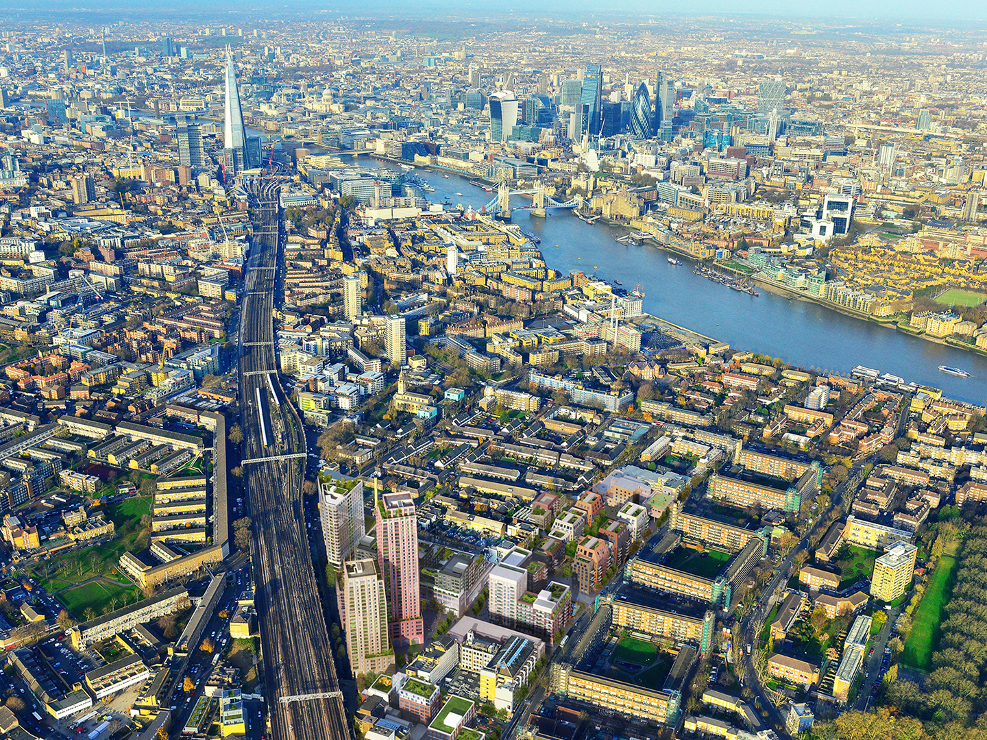 'Levelling Up' agenda must not be at the expense of London, says NLA Expert Panel on Planning
