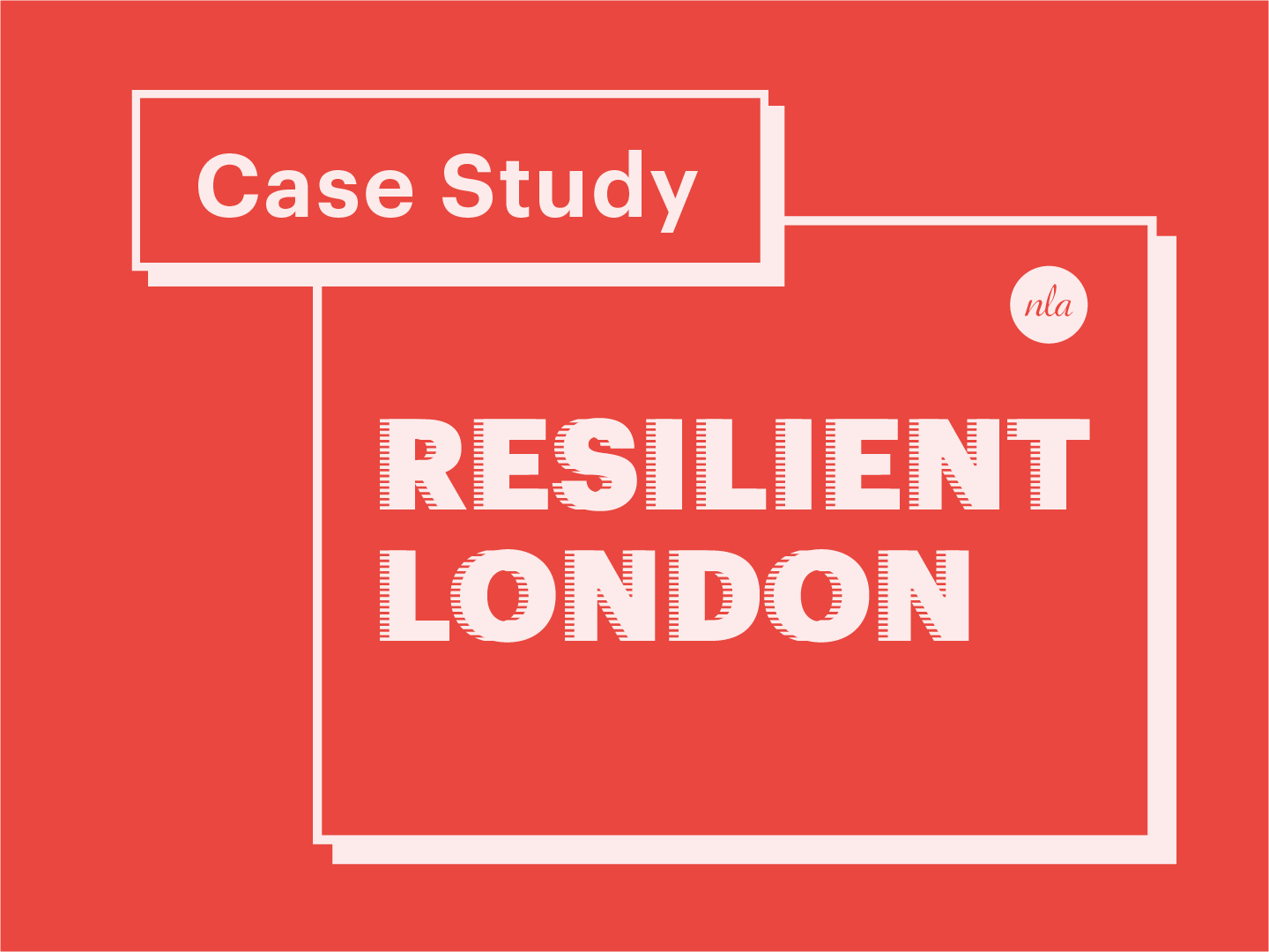 Resilient London: confronting climate change