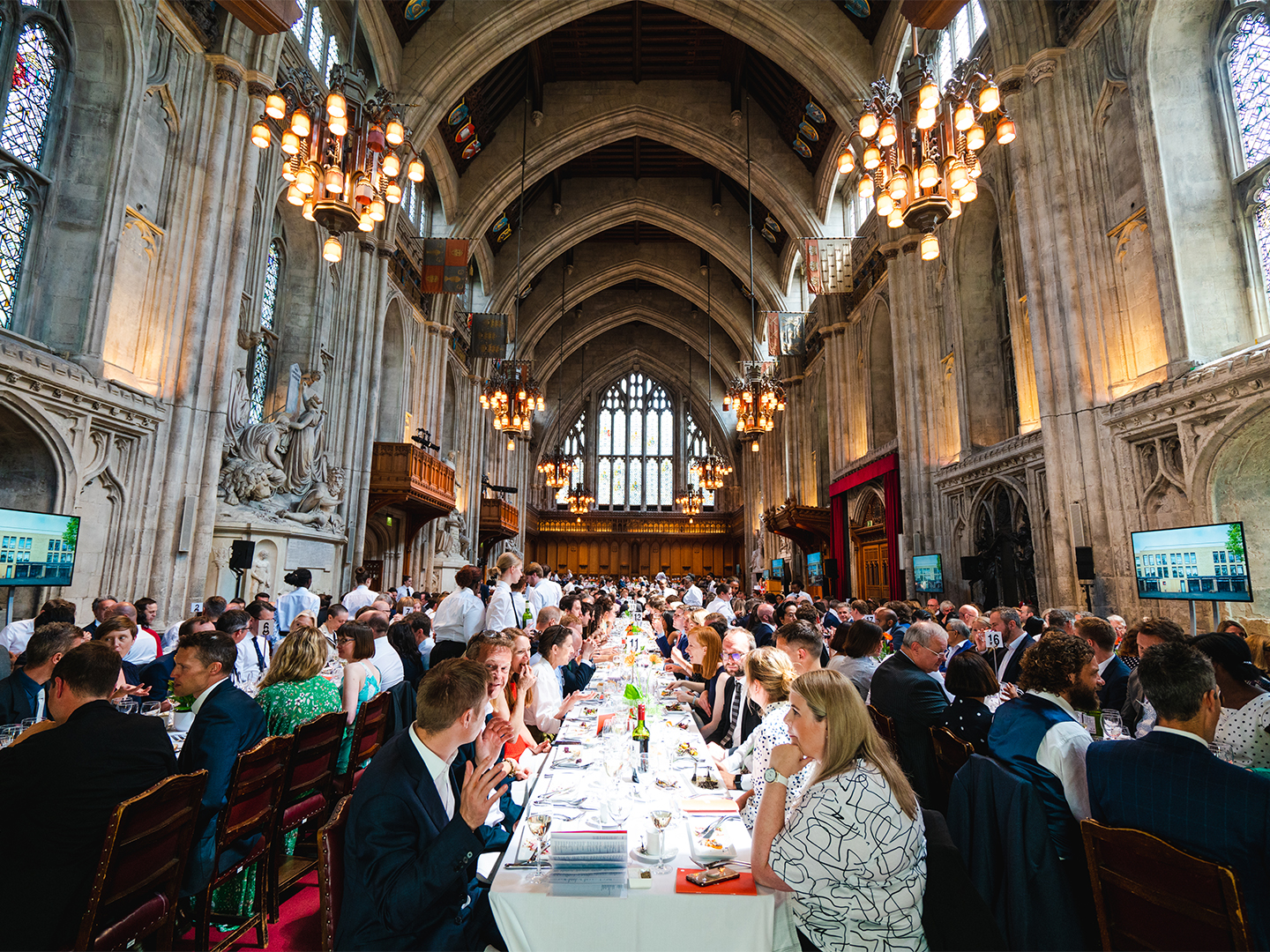 New London Awards Annual Lunch - Bookings now open