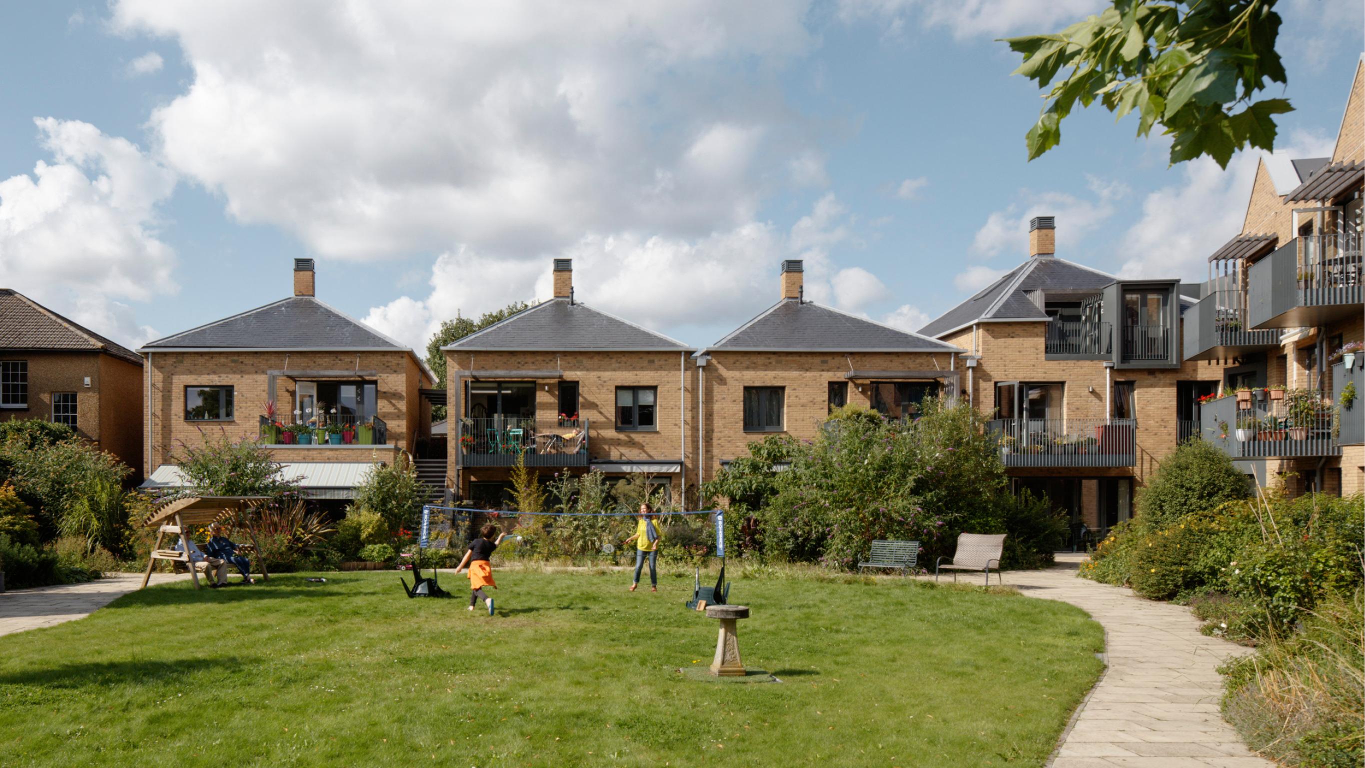 New Ground Cohousing