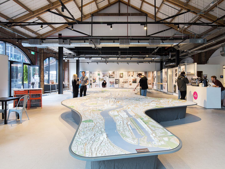 New London Model Talk at CDY