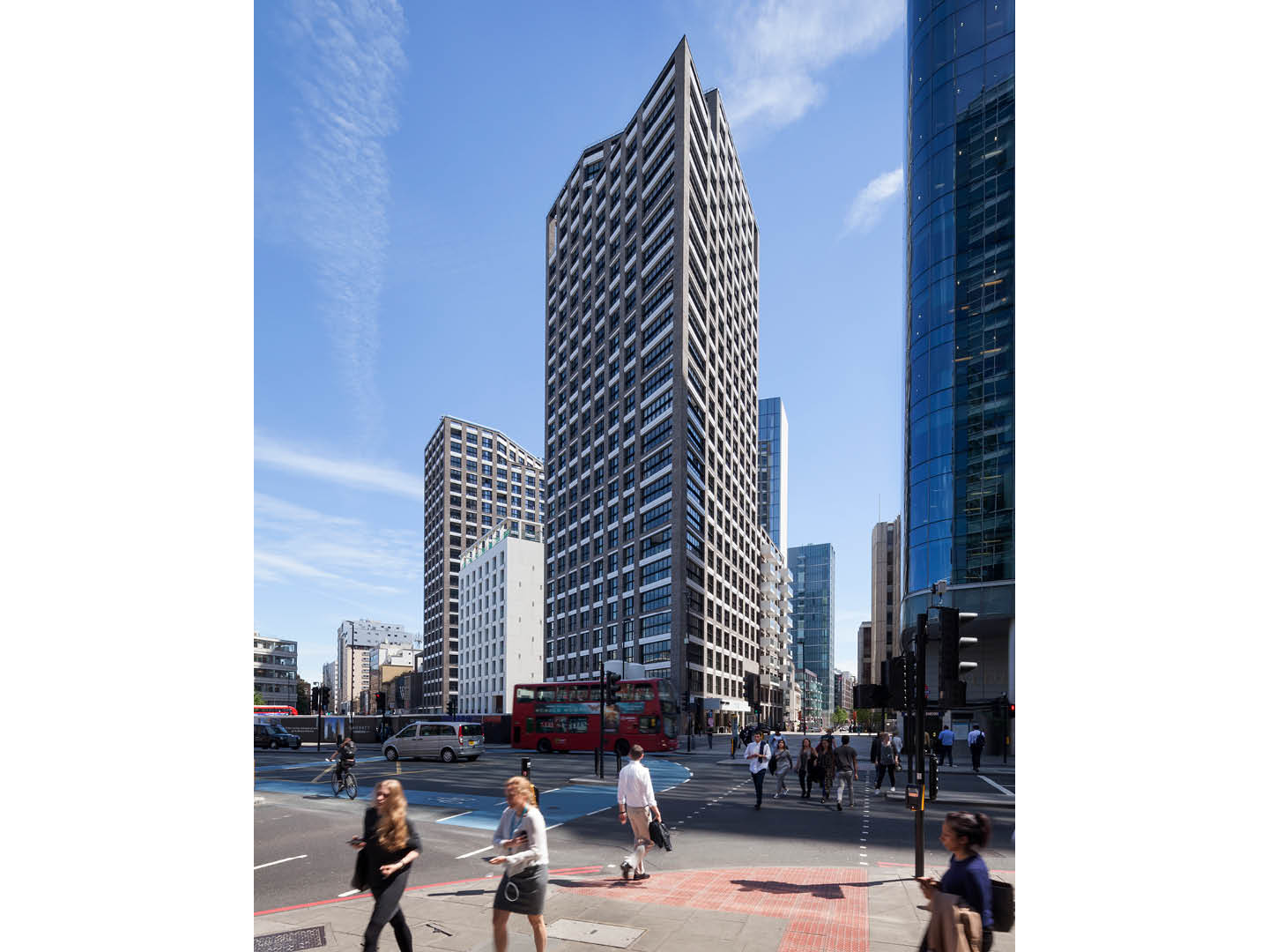 Aldgate Place Phase One