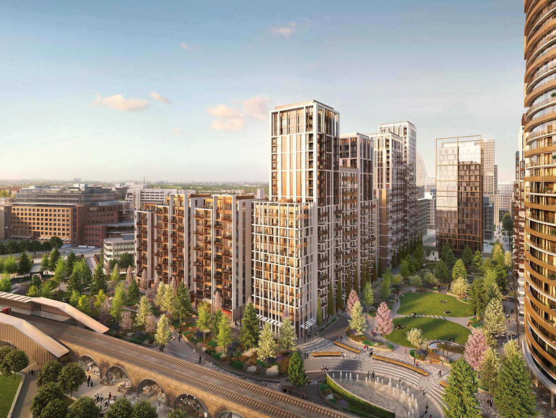 The Parkside Residences, White City Living, Phase 1