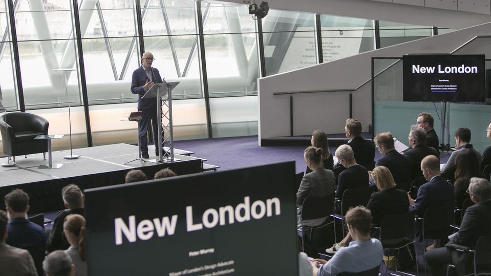Growth, tech and the citizen-centric city: NLA international symposium