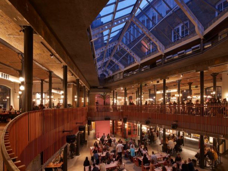 Seven Dials Market - New London Architecture