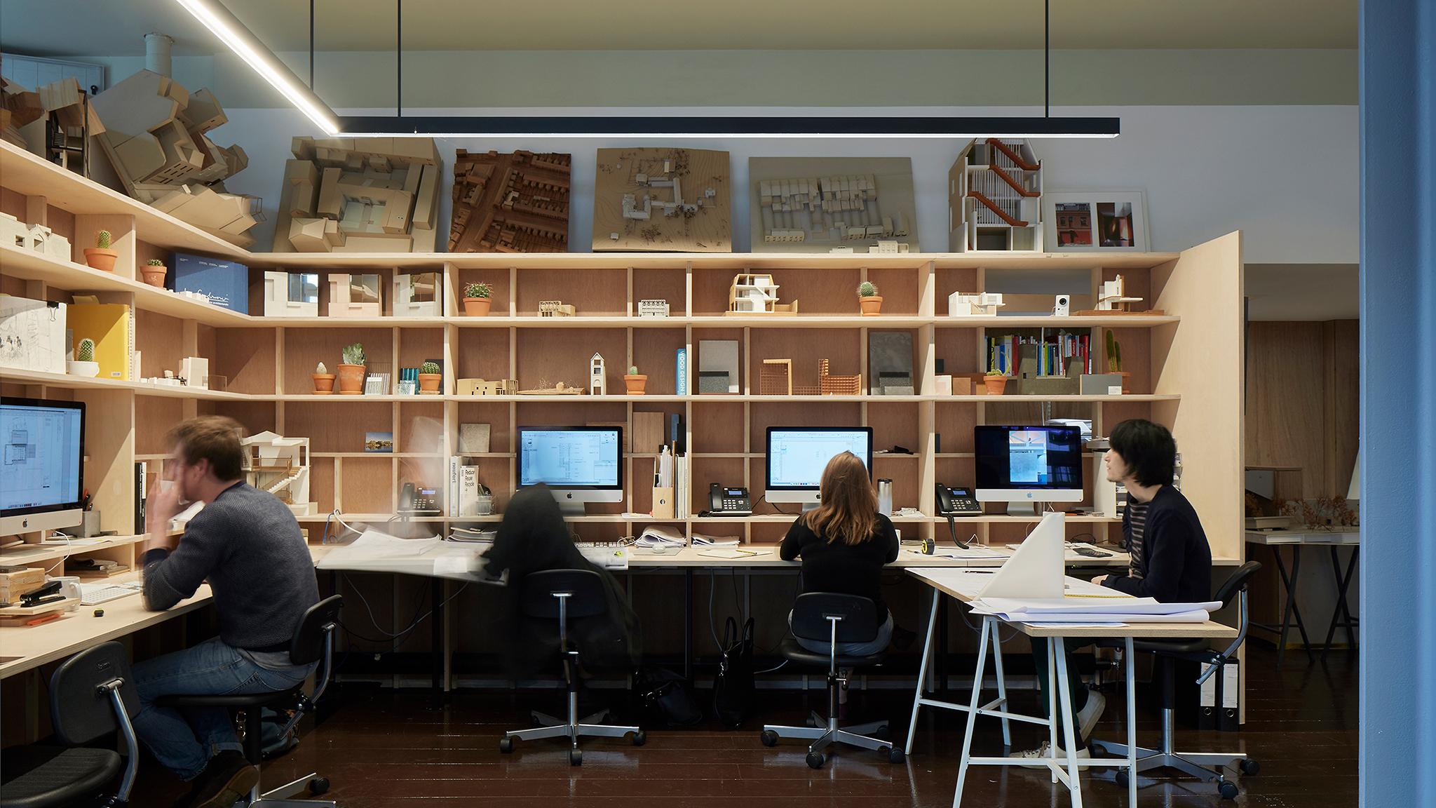 Jonathan Tuckey Design Architectural Studio