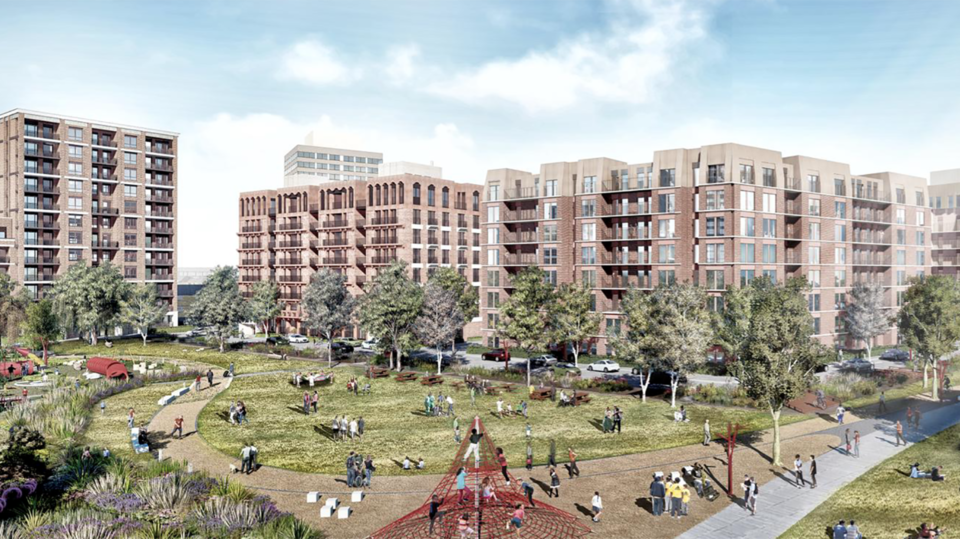 Procurement and money hindering quality public housing