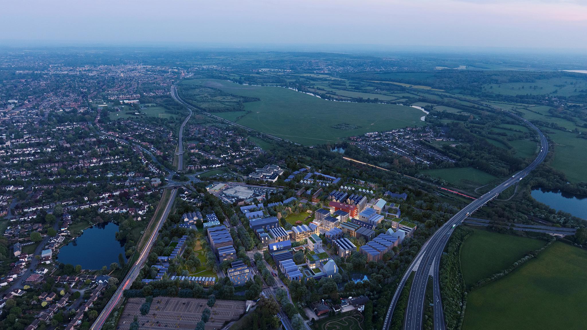 Oxford North
