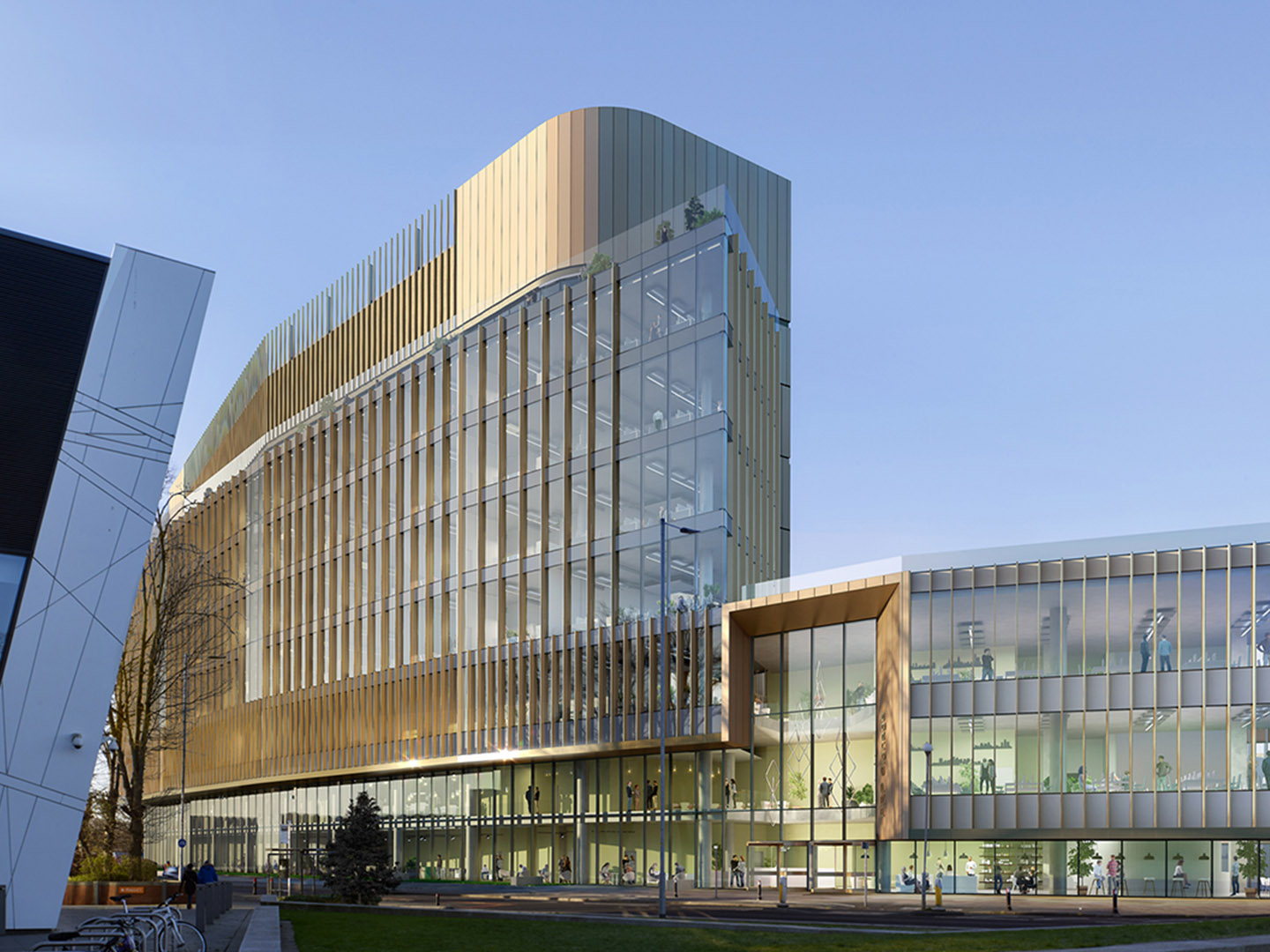 THE CHRISTIE NHS FOUNDATION TRUST BIOMEDICAL CENTRE, MANCHESTER