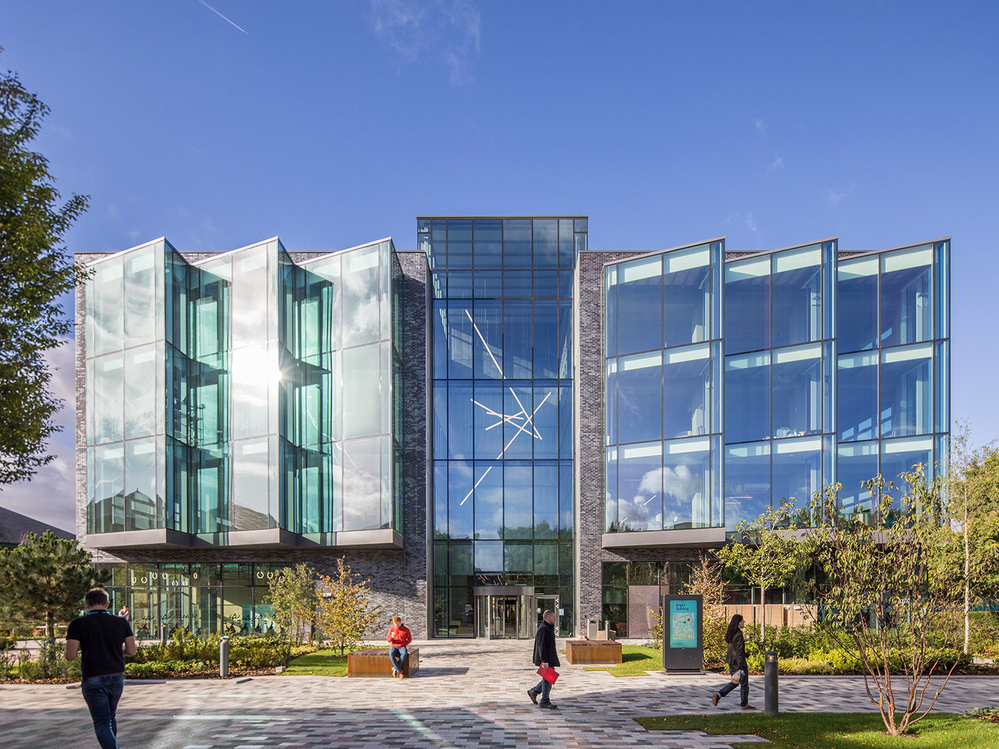 BRIGHT BUILDING, MANCHESTER SCIENCE PARK