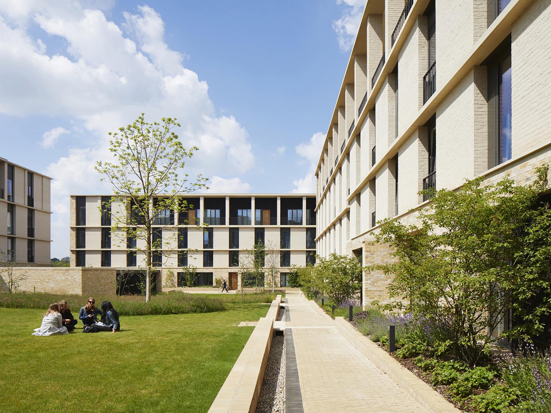 Key Worker Housing, Eddington, Cambridge