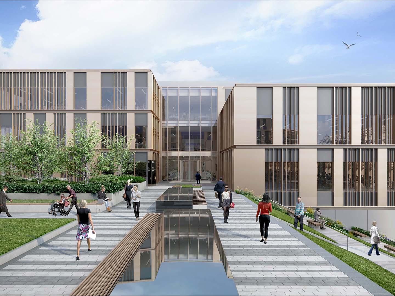 The Oxford Science Park Plot 16