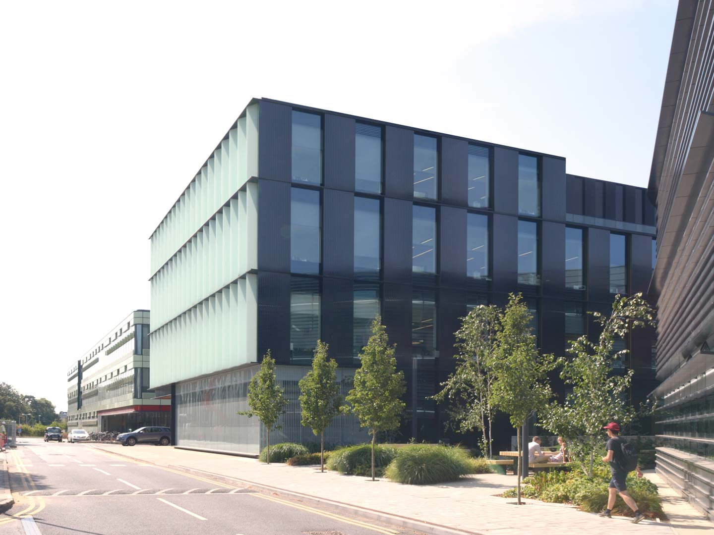 Kennedy Institute of Rheumatology extension