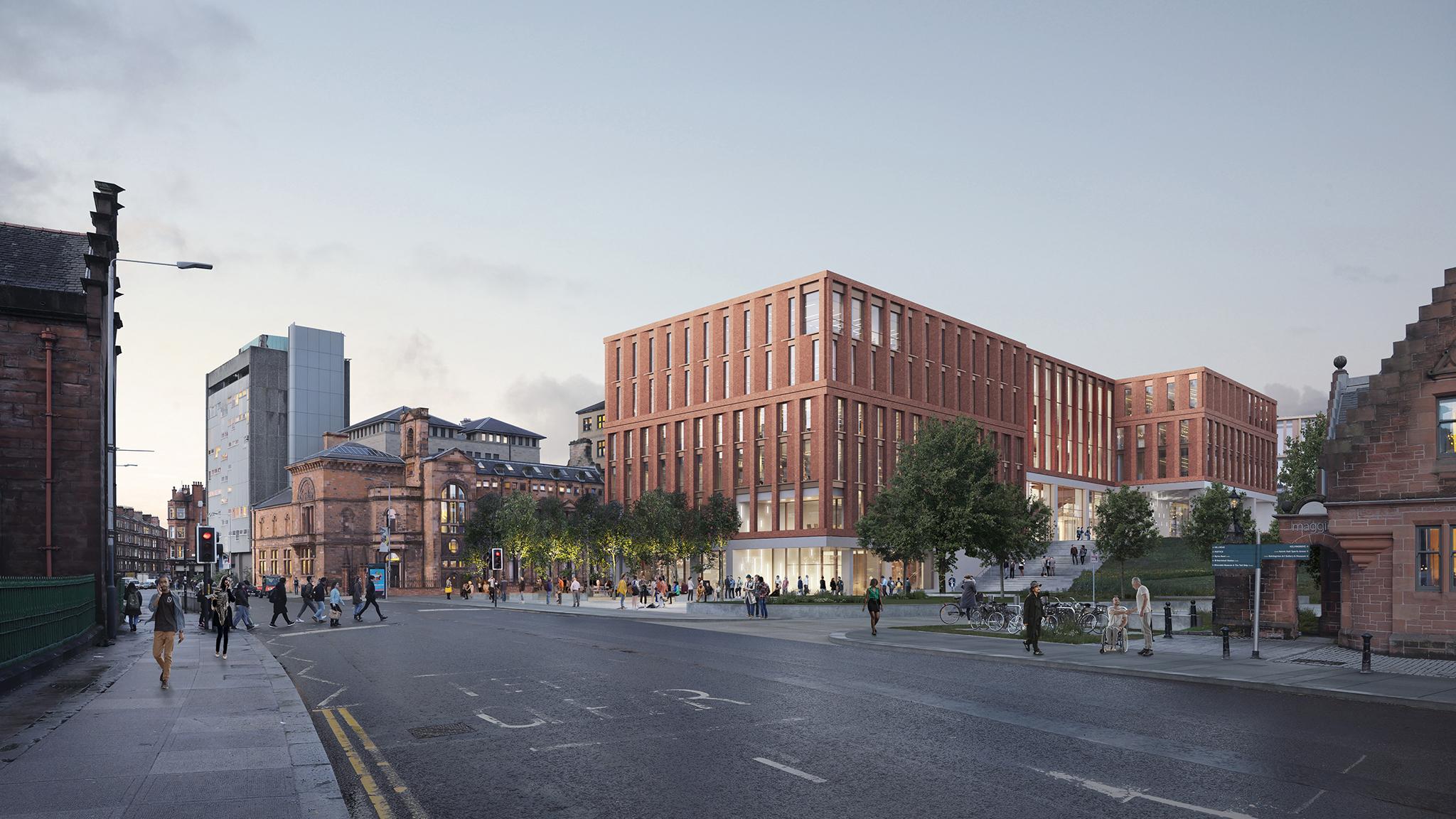 University of Glasgow Adam Smith Business School