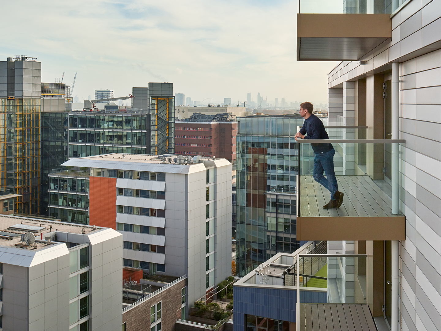 Webinar: High density living: what next for tall buildings in London?