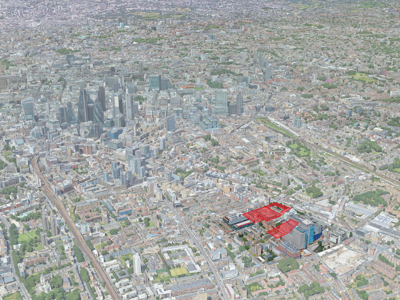 Whitechapel Life Sciences Masterplan