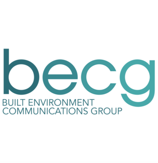 built environment communications group